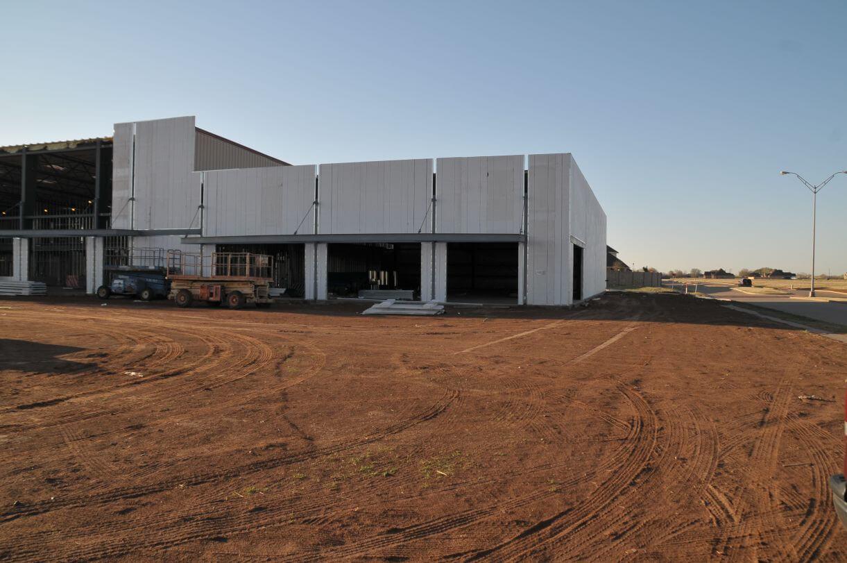 Centro Comercial Construcción Modular – TEMA-JS 003