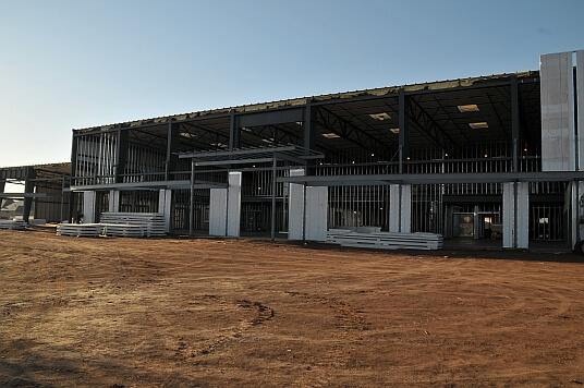 Centro Comercial Construcción Modular – TEMA-JS 004