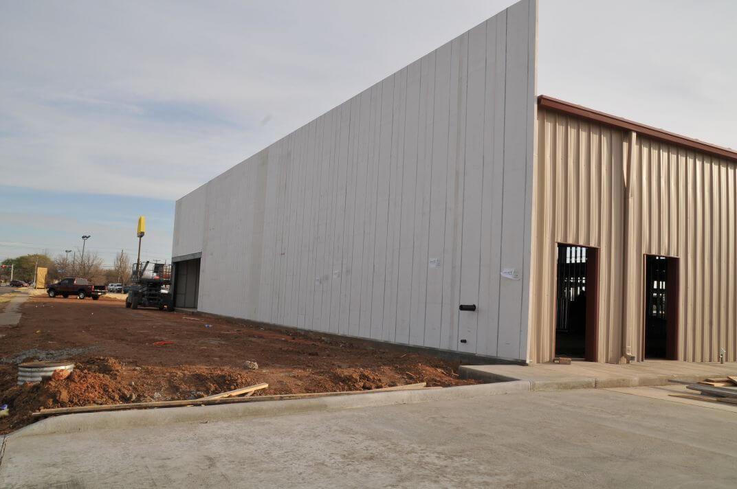 Centro Comercial Construcción Modular – TEMA-JS 010
