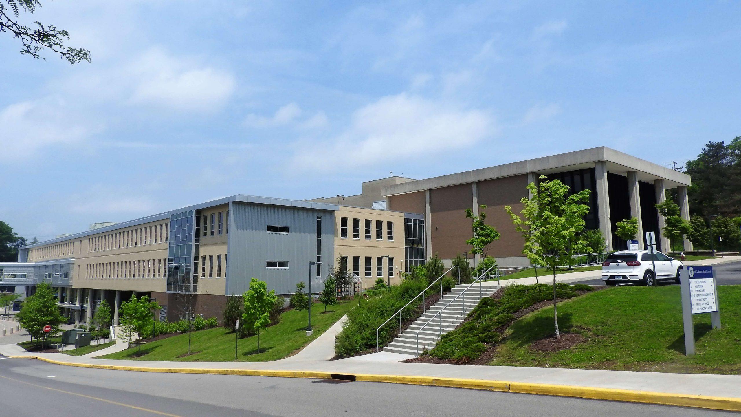 Educación -Syntheon Modular-Mt. Lebanon High School 7