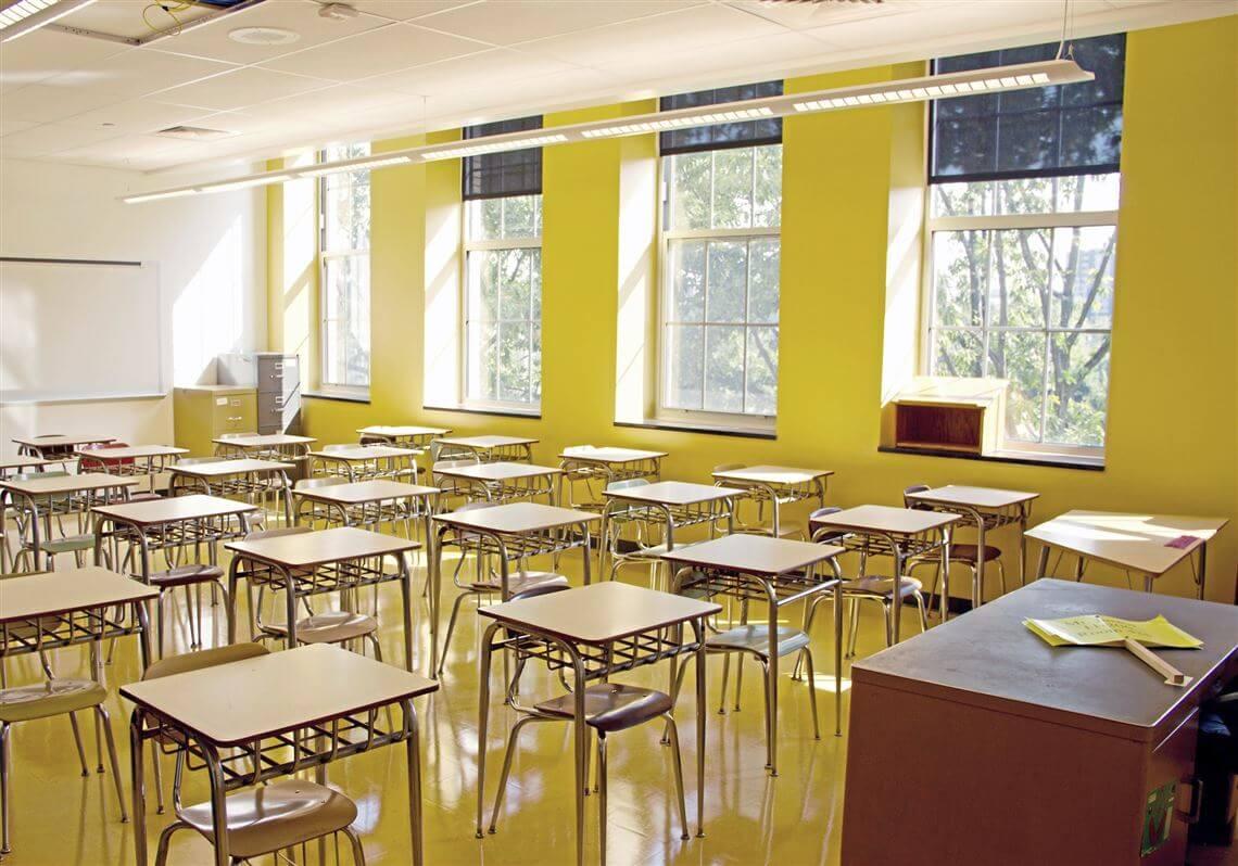 Educación -Syntheon Modular-Mt. Lebanon High School 8
