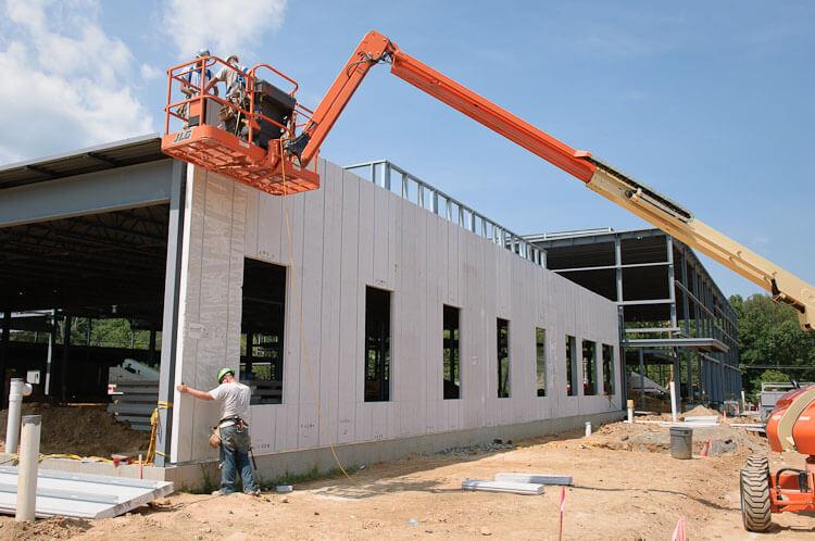 Industrial Construcción Modular – MT-TEMA 008