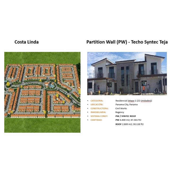 Residencial -Costa Linda