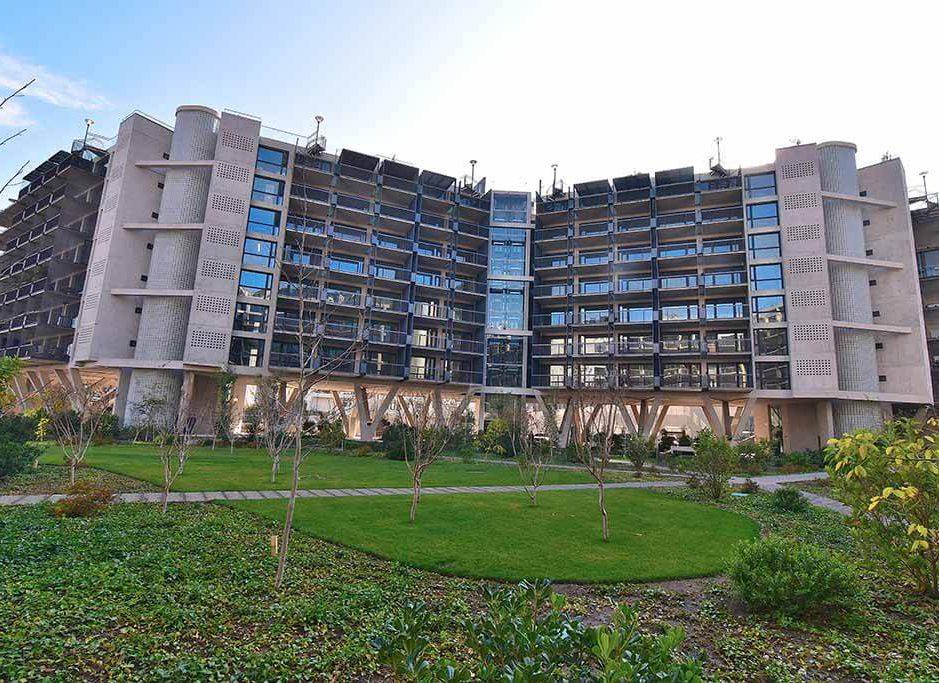 Residencial -Parque Arboleda 1
