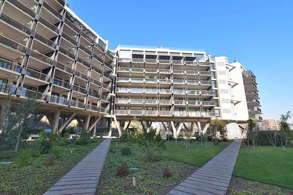 Residencial -Parque Arboleda 3