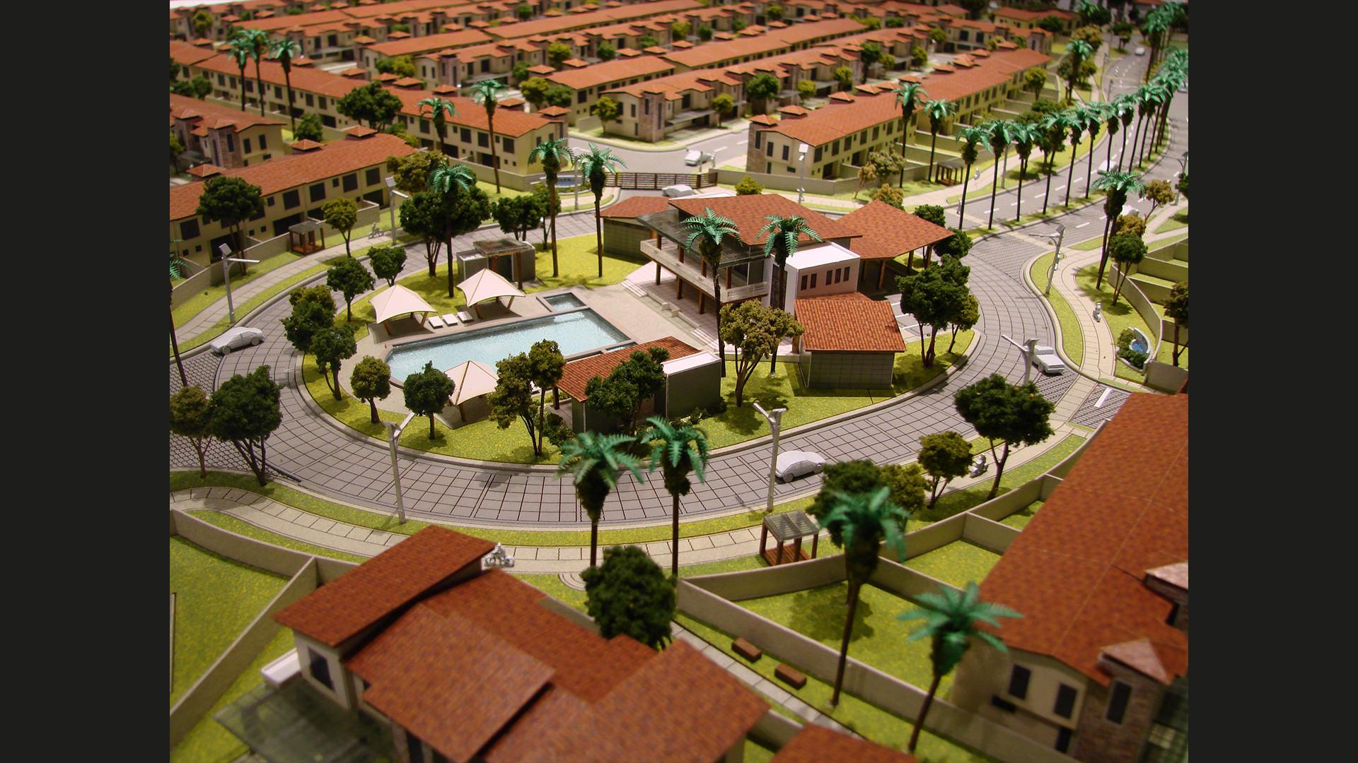 Residencial -Syntheon Modular Costa Linda 2