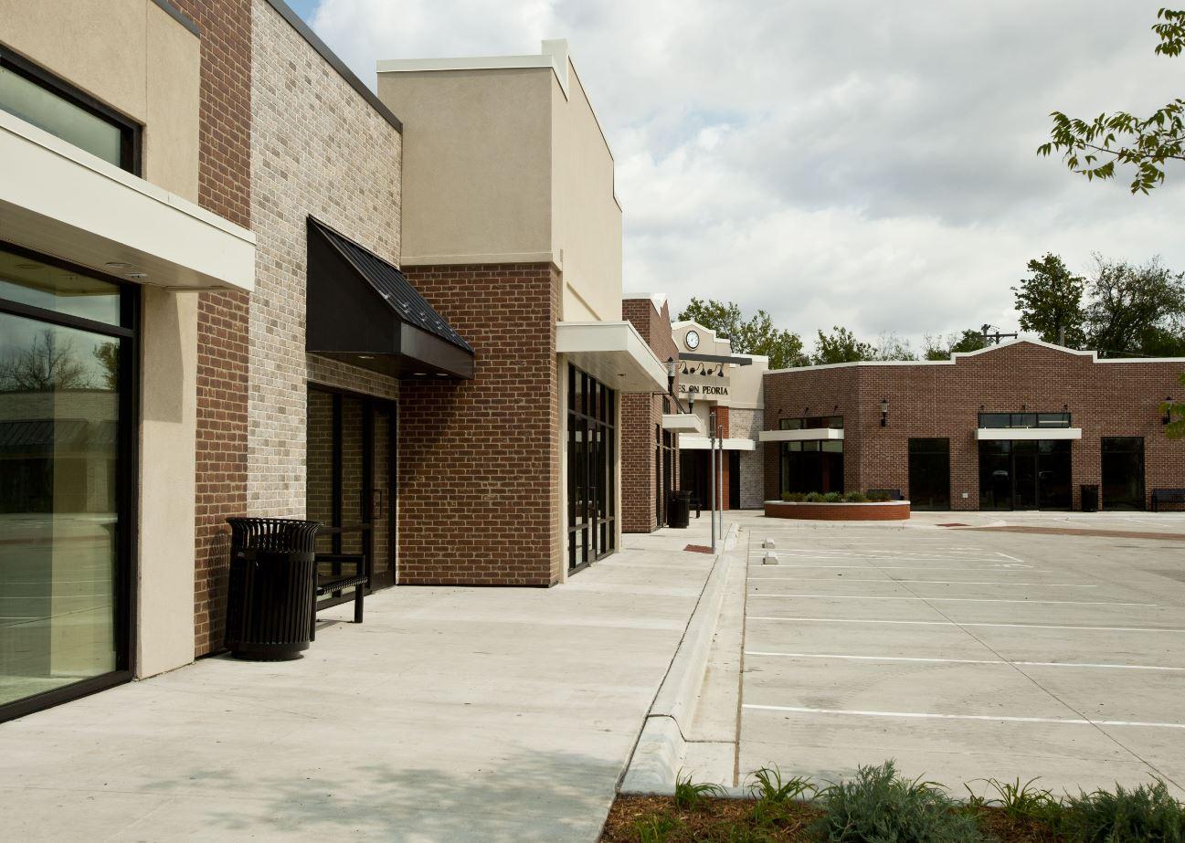Centro Comercial Construcción Modular – SP-TEMA 002