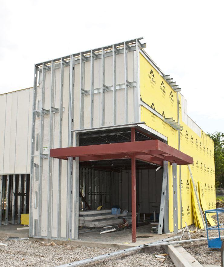 Centro Comercial Construcción Modular – SP-TEMA 007