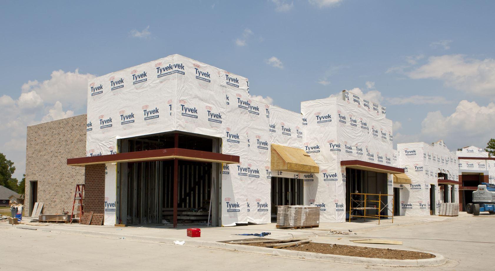 Centro Comercial Construcción Modular – SP-TEMA 008