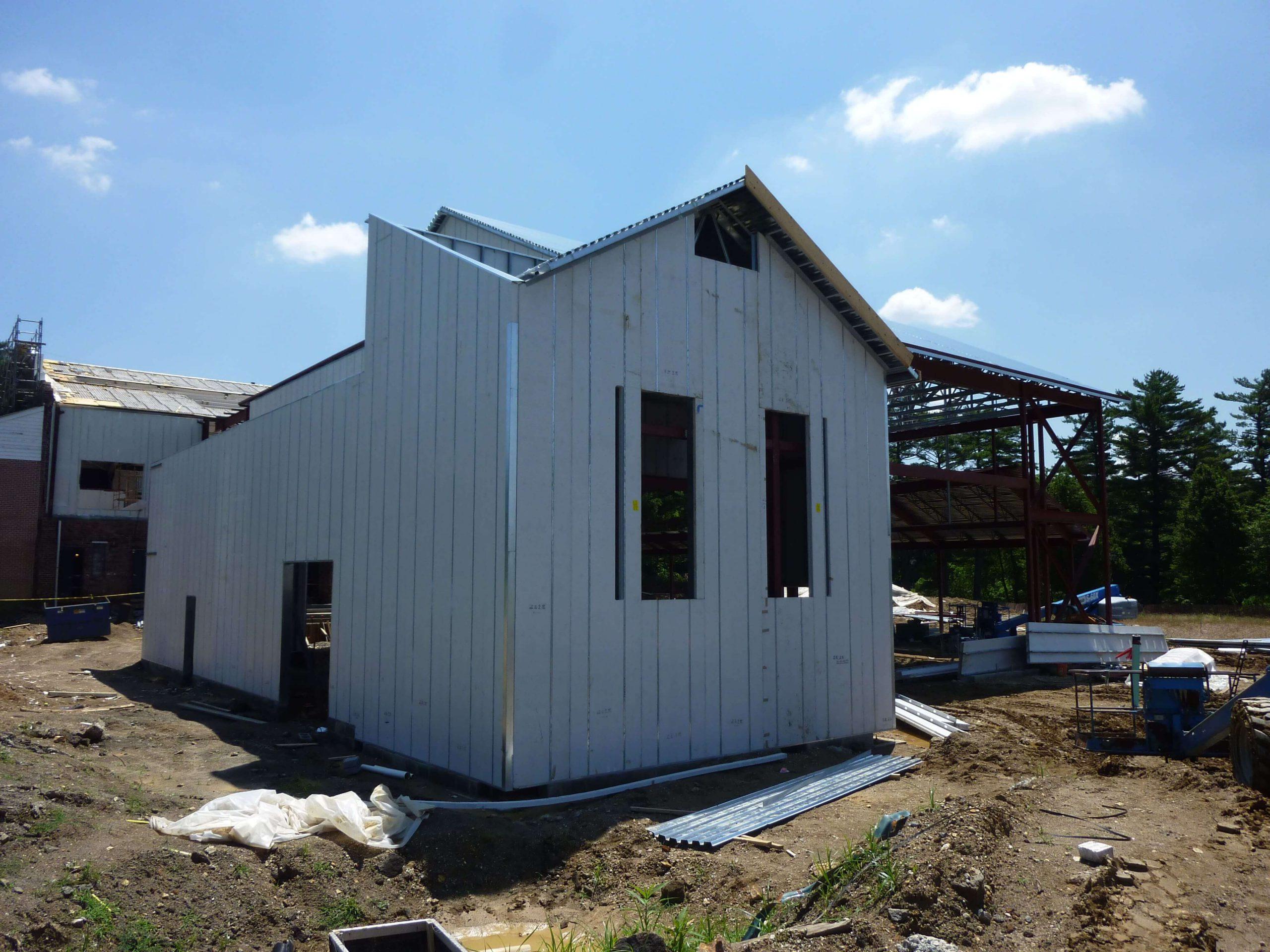 Educación Construcción Modular – TEMA-SR 006