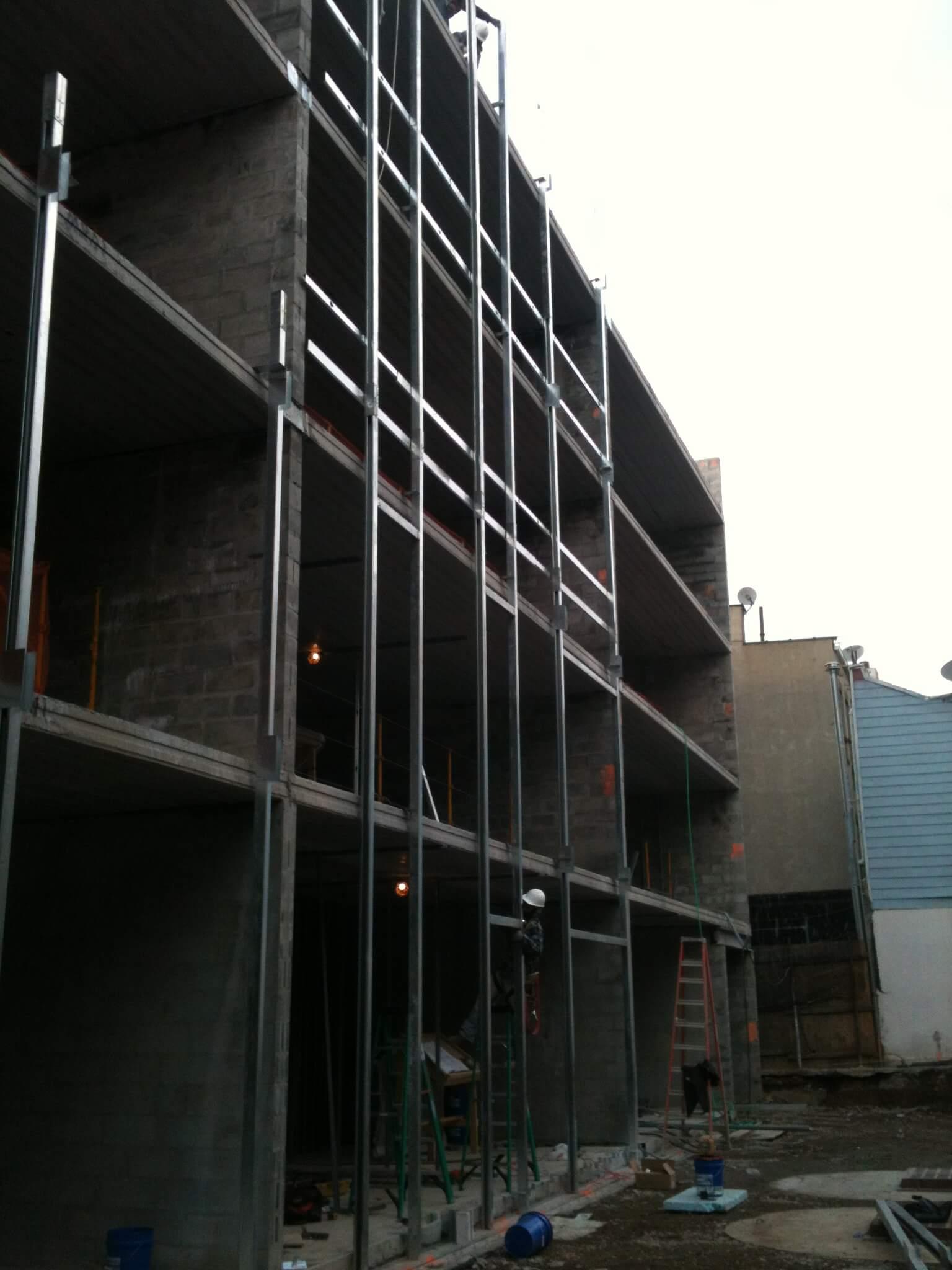 Residencial Construcción Modular – MS-TEMA 001