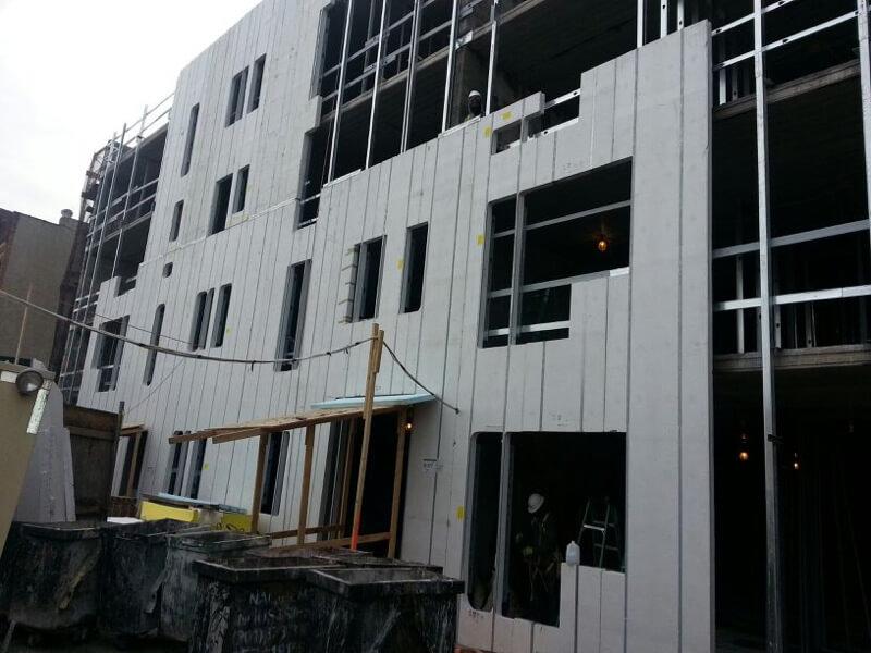 Residencial Construcción Modular – MS-TEMA 003
