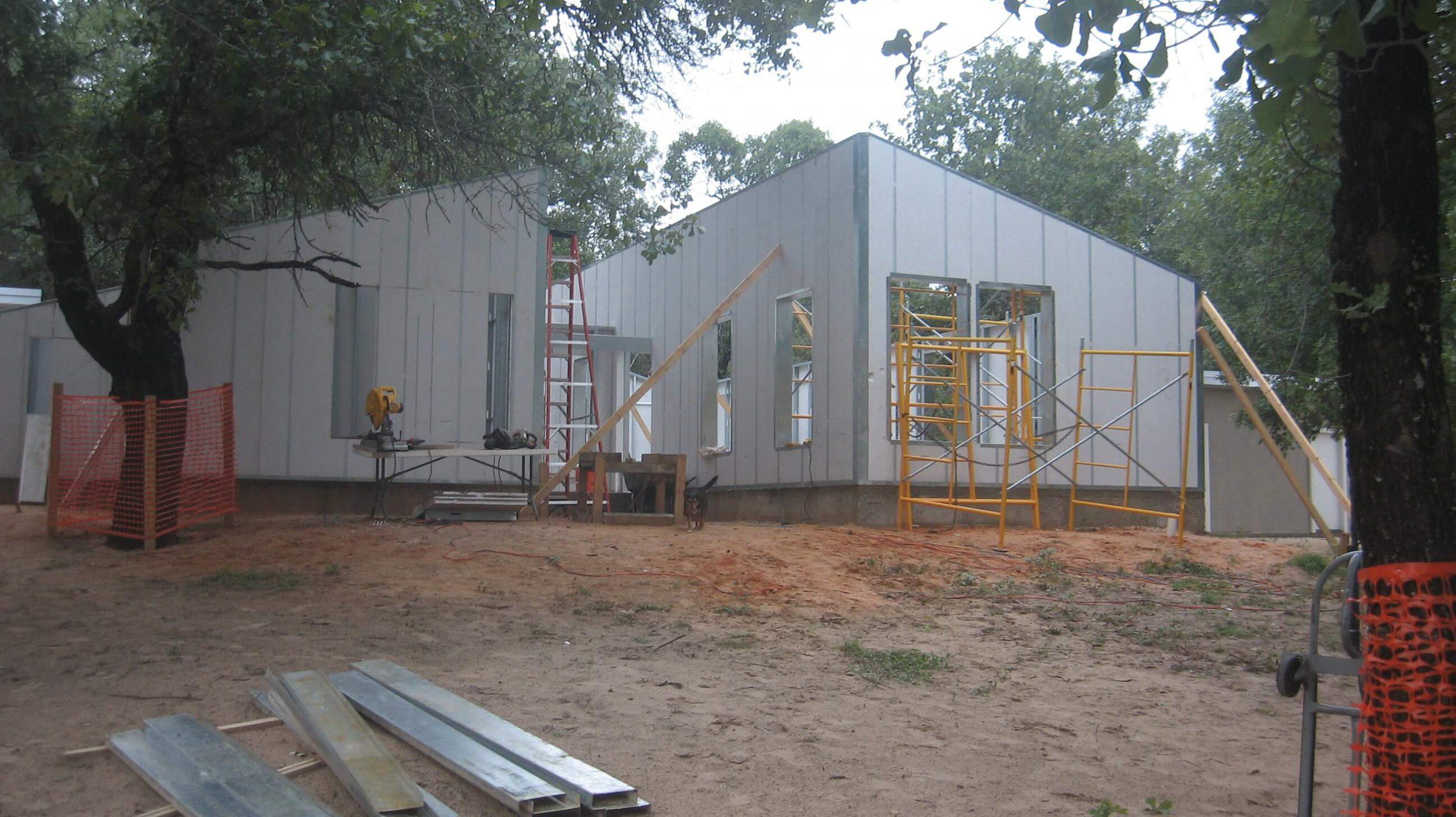 Vivienda Construcción Modular – TEMA-LF 008
